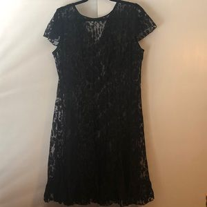 Special occasion Black lace dress